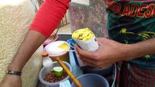 marketing of chanachur