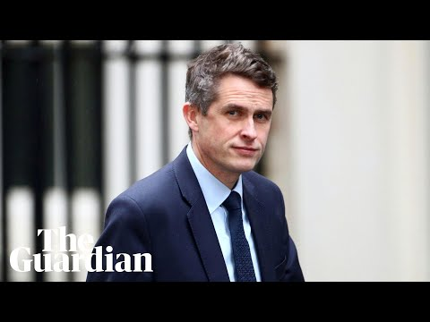 Gavin Williamson gives statement on students returning to university – watch live