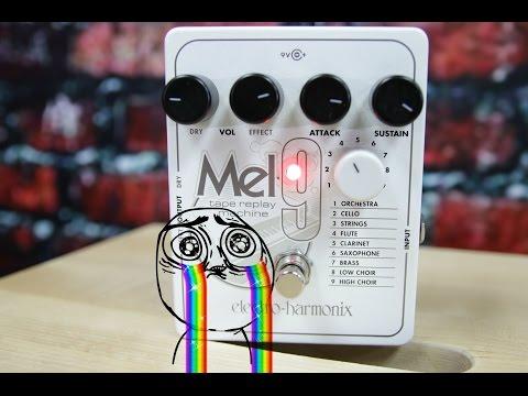 MELODIC MELLOTRON: Electro Harmonix MEL9 Melodic Playthrough