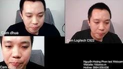 Chọn loại webcam nào chất lượng mà giá lại tốt ?