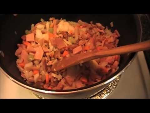 Creamy Ham & Potato Soup