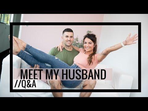 MEET MY HUSBAND // Q & A