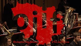Lutosławski - Concerto pour orchestre - OJIF - David Molard Soriano