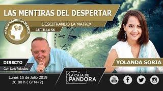 LAS MENTIRAS DEL DESPERTAR con Yolanda Soria y Luis Palacios