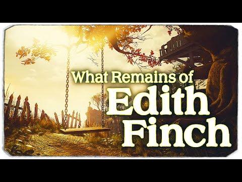 ЗАГАДОЧНАЯ СМЕРТЬ ЗВЕЗДЫ – What Remains of Edith Finch