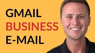 How To Setup a Business Email & Use It With Gmail For FREE