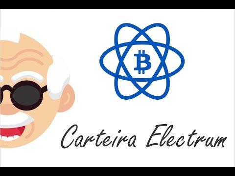 Electrum uma carteira para bitcoin