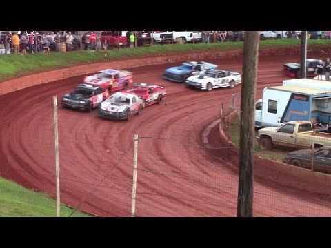 Winder Barrow Speedway Modified Street Feature Race 8/25/18