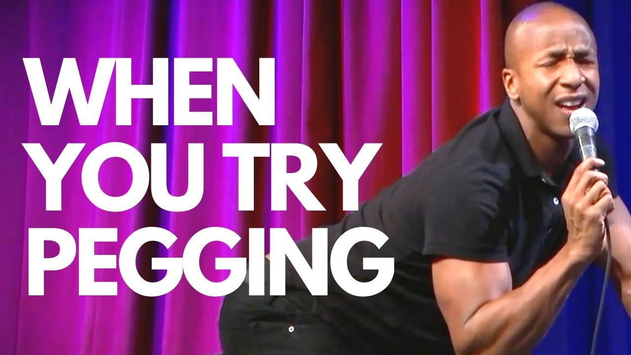 When you try pegging @Story Party Tour - True Dating Stories