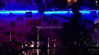 Aenima (Tool cover band) live in American Bar Umag 28.03.2014.