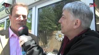 Hein Simons im FM1 Melody Kurzinterview Mai 2012
