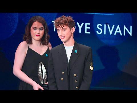 Troye Sivan's Full Acceptance Speech l 28th Annual GLAAD Media Awards