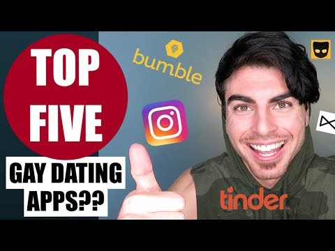 Top Five Gay Dating Apps | 2018