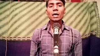 Tera suroor himesh reshammiya song recording cover by vikas Verma satna madhya pradesh