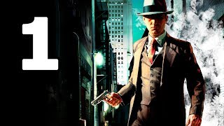 La Noire Walkthrough Part 1 - No Commentary Playthrough (PC)