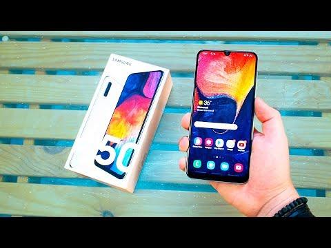 ЛУЧШИЙ смартфон САМСУНГ 2019 года! - Честный ОБЗОР Samsung Galaxy A50