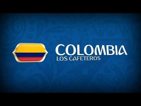 COLOMBIA Team Profile  – 2018 FIFA World Cup Russia™