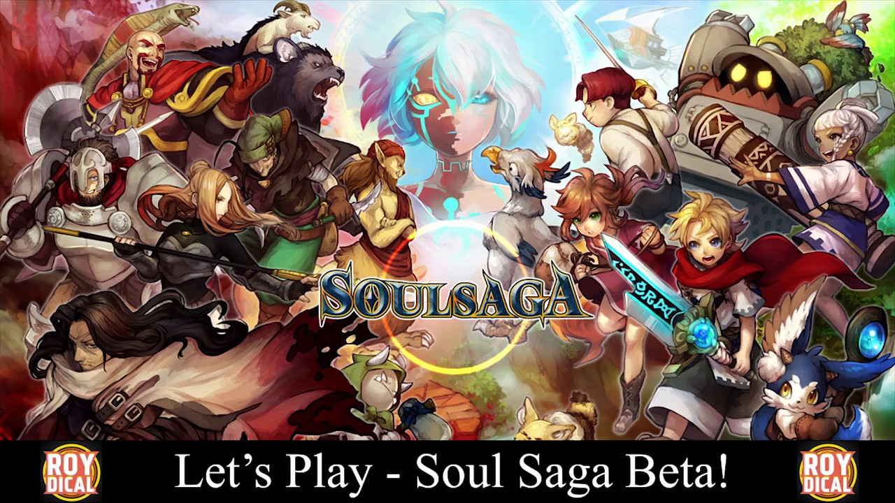 Buy Soul Saga from the Humble Store