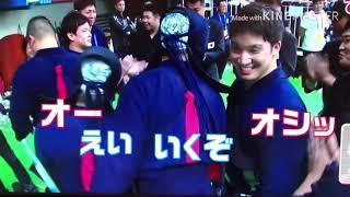 World Kendo Championship 2018 (17th) - Japan team