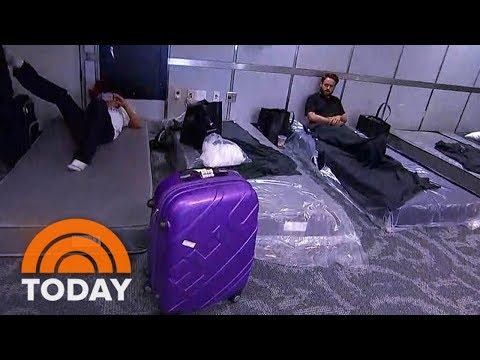 In Wake Of Irma, Florida Airports Scramble To Reopen | TODAY