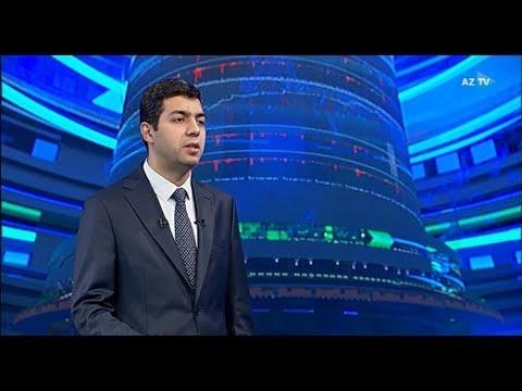 """Dövlət Agentliyinin Sədr Müavini Ceyhun Salmanov """"İqtisadiyyat Xəbərləri""""ndə - AzTV 13.12.2019"""