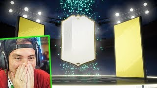ICON PRIME IN A PACK!! - HO TROVATO UN ICON RARA!! - 125K PACKS TOTGS PACK OPENING - Fifa 19