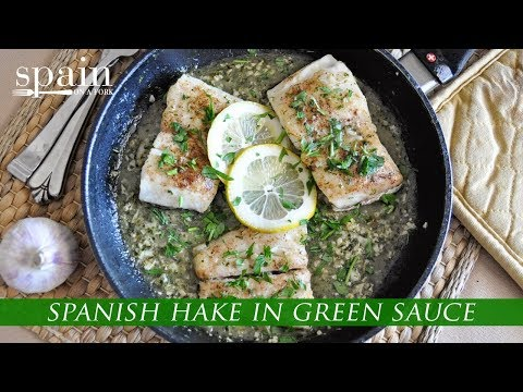 Spanish Hake In Green Sauce - Merluza En Salsa Verde Recipe