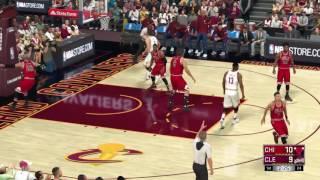 NBA  2k17 oynuyoruz part1