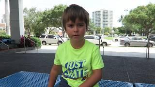 Тема в музее научных открытий  Развитие ребенка в Майами США