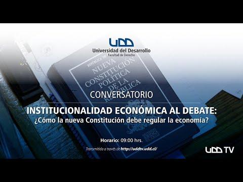 Conversatorio | Institucionalidad económica al debate