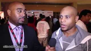 Video Actor J.D. Williams (The Wire / OZ) on his new movie and TV show download MP3, 3GP, MP4, WEBM, AVI, FLV Januari 2018