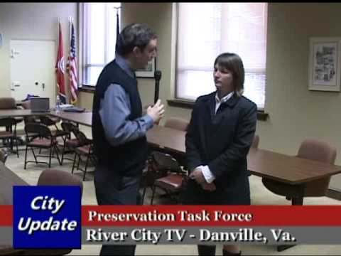 City Update - Historic Preservation Task Force