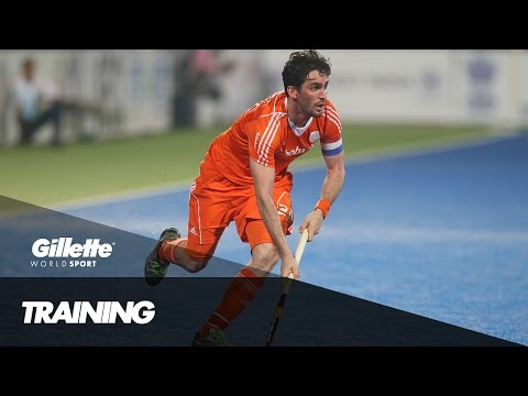 Field Hockey - Preparing for Rio 2016 with the Netherlands | Gillette World Sport