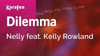 Download mp3: https://www.karaoke-version.com/mp3-backingtrack/nelly/dilemma.htmlsing online: https://www.karafun.com/karaoke/nelly/dilemma/* this version co...