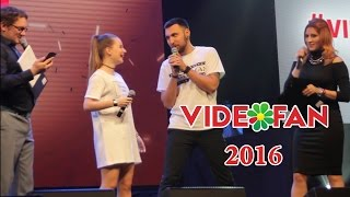 VIDEOFAN 2016. Саша Спилберг и Макс +100500 отвечают на вопросы. Видеофан
