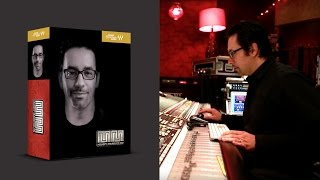 Manny Marroquin on the Waves Manny Marroquin Signature Series Plugins