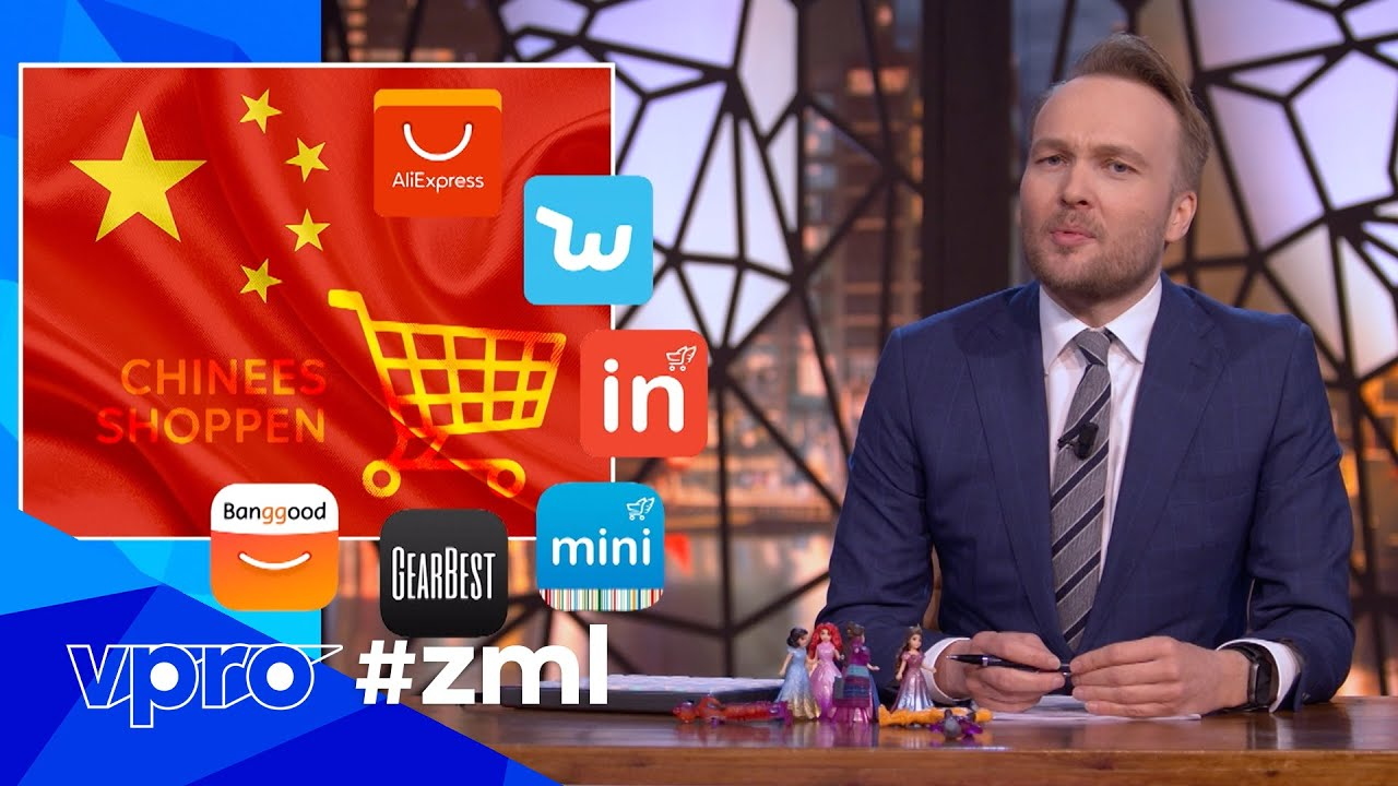 Chinese webshops  Zondag met Lubach S10