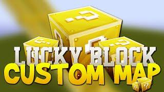 FEEST IN DE TUNNEL!! - Lucky Block Map van een Kijker
