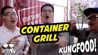 KUNGFOOD #05 Container Grill (Gading Serpong)