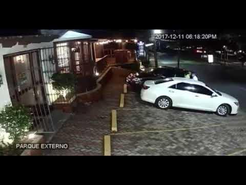 ROBO EXPRESS EN MANAGUA, NICARAGUA