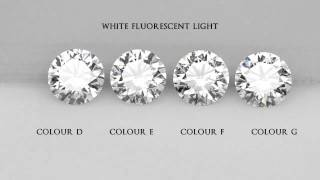JannPaul Education: Comparing Colors under White Fluorescent Light and Yellow  Spotlight