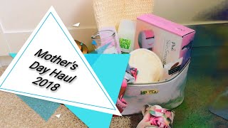 Mother's Day Haul | Mothers Day 2018, Home Bargains Haul