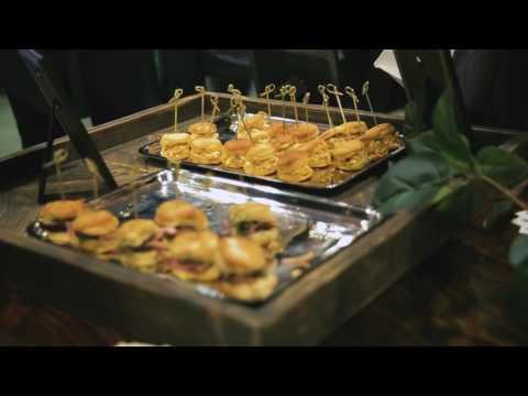 Hadley's Catering Nashville Bridal Show