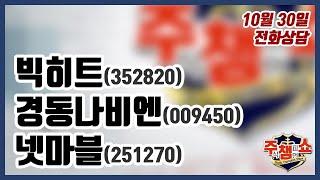 [주식챔피언쇼] 10월…