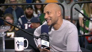 Actor & Host of 6th Annual NFL Honors Keegan-Michael Key Joins The RE Show in Studio - 2/3/17