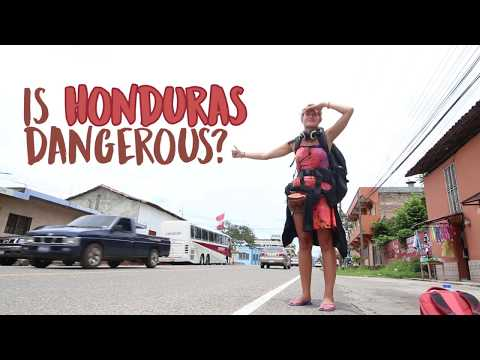 Is Honduras safe for a SOLO FEMALE TRAVELER?