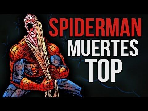 Top 10 Muertes Mas Brutales De SPIDERMAN