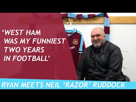 Neil 'Razor' Ruddock - Exclusive Interview