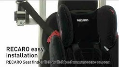 RECARO Young Sport Car Seat Video Review - Online4baby.com