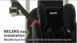 RECARO Young Sport Car Seat Video Review - Online4baby.com(Watch this video to learn how to use and install the RECARO Young Sport Car Seat. Learn all about its great features and its age range suitabilities and more., 2012-06-05T14:53:47.000Z)